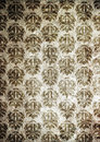 Vintage seamless wallpaper Royalty Free Stock Photo