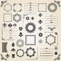Vintage Set of Elements