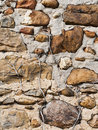 Vintage stones wall Stock Photography