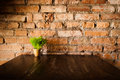 Vintage Style. Red Brick Wall ...