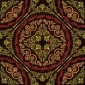 Vintage tapestry background. Royalty Free Stock Photos