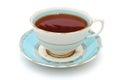 Vintage Tea Cup Royalty Free Stock Photo