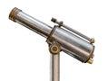 Vintage Telescope Royalty Free Stock Photo