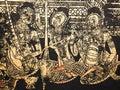 Vintage thai painting style Royalty Free Stock Photo
