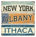 Vintage Tin Sign Collection Wi...