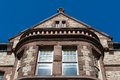 Vintage Toronto Architecture (Romanesque Revival) Royalty Free Stock Photo