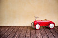 Vintage toy car Royalty Free Stock Photo