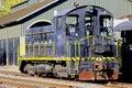 Vintage Train Old Sacramento