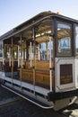 Vintage Tram Royalty Free Stock Photos