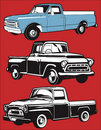 Vintage Trucks Stock Images