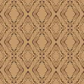Vintage vector argyle pattern, seamless background Stock Photos