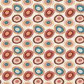 Vintage vector seamless background. Etnic creative pattern. Wrapping or fabric design.