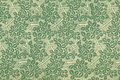 Vintage wallpaper with leaves Royalty Free Stock Photo