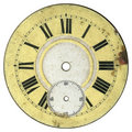 Vintage Watch Dial 2 Royalty Free Stock Photo