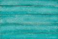Starodávny drevo tyrkysový zelený