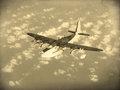 Vintage World War 2 Flying Boat