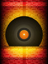 Vinyl record. Royalty Free Stock Photo