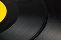 Vinyl records Royalty Free Stock Photo