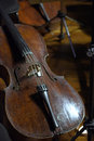 Viola close up classical music Royalty Free Stock Photo