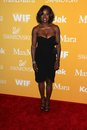 Viola Davis at the Women In Film Crystal + Lucy Awards 2012, Beverly Hilton Hotel, Beverly Hills, CA 06-12-12 Stock Photo