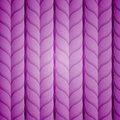 Violet braids on a background Stock Image