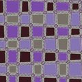 Violet and brown Rounded Square Abstract Dots Geometric Pattern Background