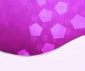 Violet business background texture Royalty-vrije Stock Afbeeldingen