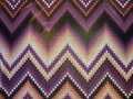Violet fabric abstract Stock Image