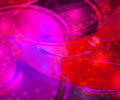Violet Flashing Abstract Background Royalty Free Stock Image