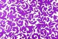 Violet paper pattern