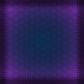 Violet pattern with a shadow Royalty Free Stock Photos