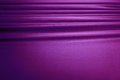 Violet silk curtain background Royalty Free Stock Photo
