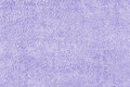 Violet towel texture closeup of for background Royalty Free Stock Photo