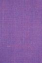 Violet Vintage Tweed Wool Fabr...