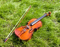 Violin. Stock Image