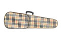 Violin case Royalty Free Stock Photo