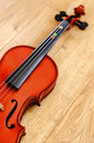 Violin classical music instrument still life Royalty Free Stock Photos
