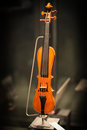 Violin - Stradivari Pochette Royalty Free Stock Photos