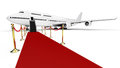 VIP Airliner Royalty Free Stock Photo