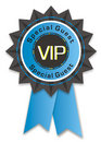 Vip badge Royalty Free Stock Photo