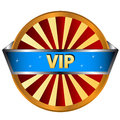 Vip symbol Royalty Free Stock Photography