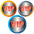 Vip symbols Stock Photography