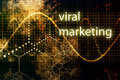 Viral Marketing Royalty Free Stock Photography