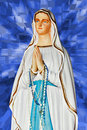 Virgin Mary Stock Images