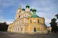 Virgin mary annunciation church in st petersburg russia Stock Photography