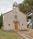 Virgin Mary church in Croatia Royalty Free Stock Photo