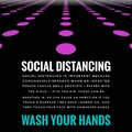 Outbreak Social Distancing Wash Hands - Covid-19