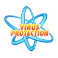 Virus Protection Stock Image