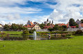 Visby the main city on the picturesque island gotland sweden some people say it is arguably the best preserved historical medieval Stock Images