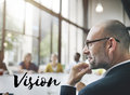 Vision Direction Future Ideas Motivation Target Concept Royalty Free Stock Photo
